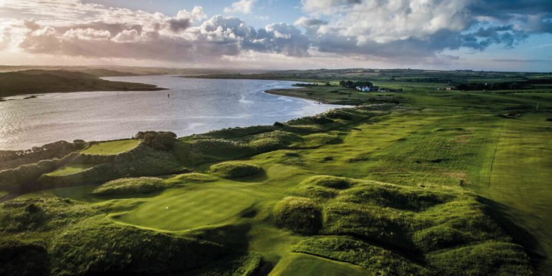 golfing ireland northern ireland