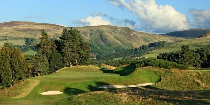 kings course gleneagles