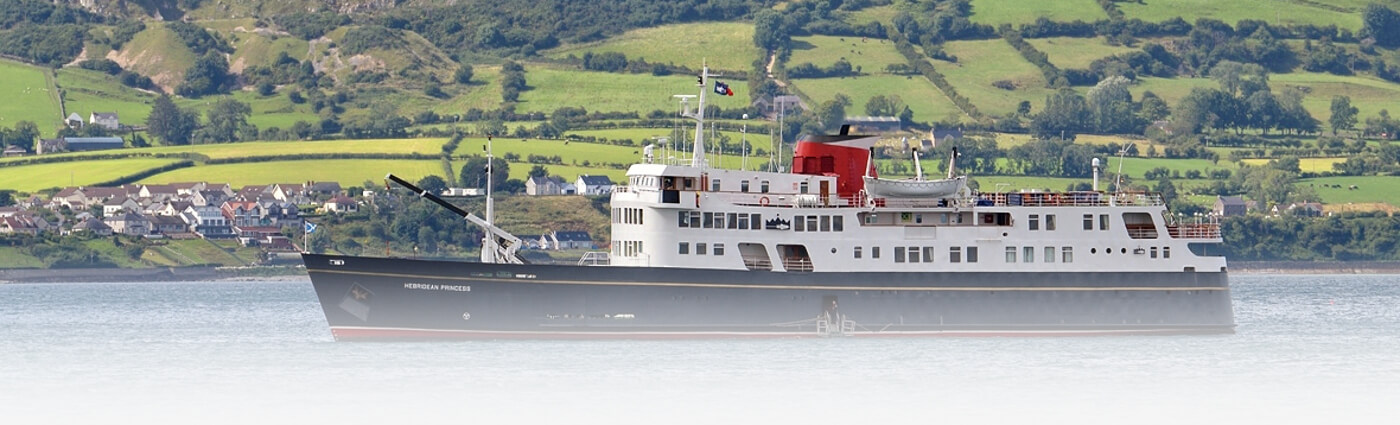 hebridean islands cruise
